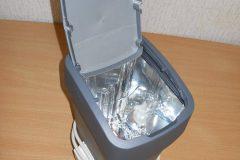 Germicide lamp
